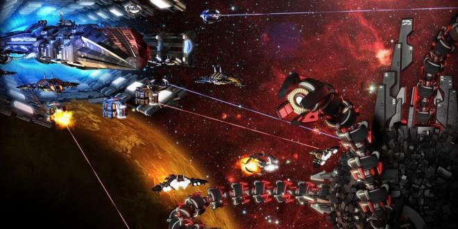 Centauri Saga – плахо космическо състезание с препятствия