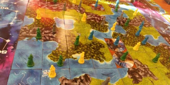 4 Gods – страхотна нишова игра от любимия ми дизайнер!