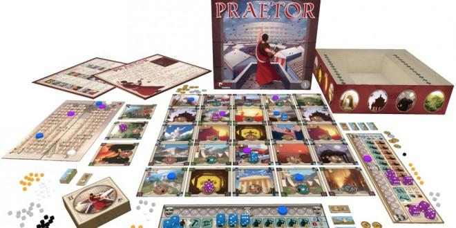 Моят настолен Рим Част V: Praetor (Претор)