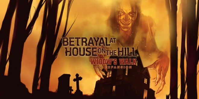 Почти ревю: Betrayal at House on the Hill: Widow's walk