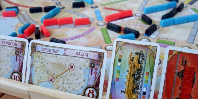 Ticket to Ride: Asia  – копон на изток