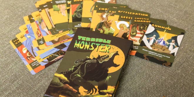 Terrible Monster – Love Letter + Magic the Gаthering… ?