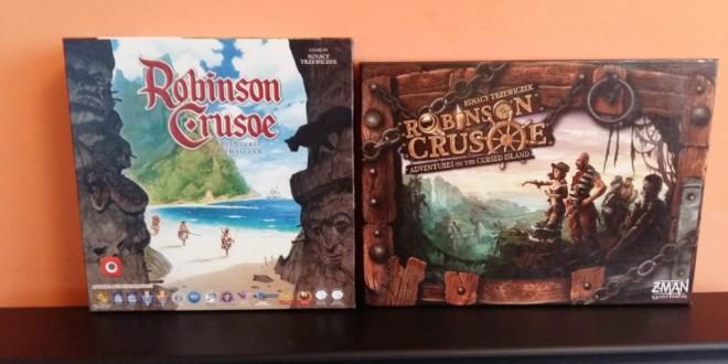 Robinson Crusoe: Сравнение между стара и нова версия