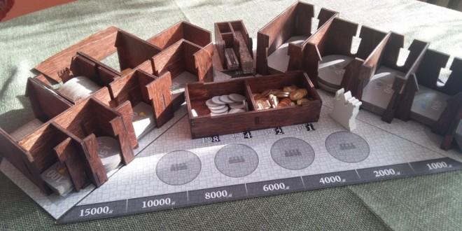 Ревю на аксесоар: Daedalus Inserts – Castles of Mad King Ludwig