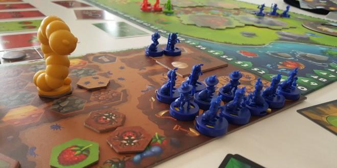 Brilliants – мравки в канадски конфликт!
