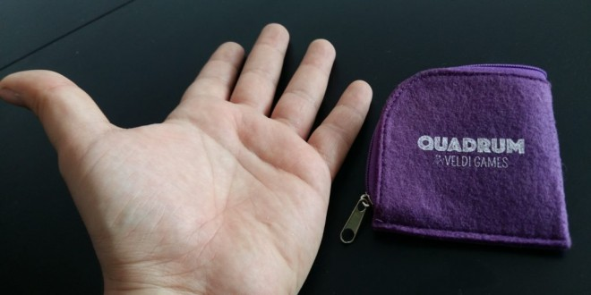Quadrum – микро домино матрьошка