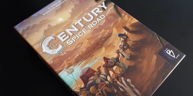 Century: The Spice Road – Делукс в механики и компоненти!