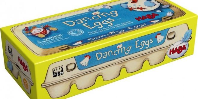 Dancing Eggs –  детска или вдетеняваща?