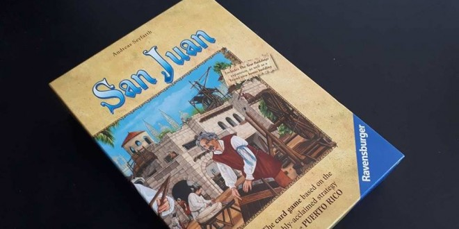 San Juan (second edition) – Изгладеното Puerto Rico!