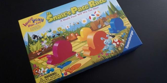 Snail's Pace Race – Camel Up за три годишни