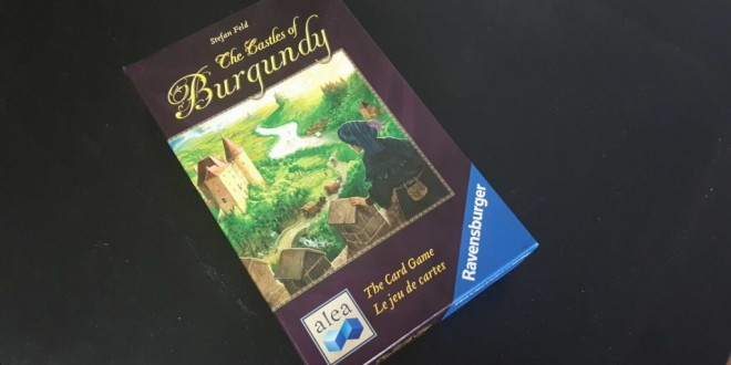 The Castles of Burdundy: The Card Game – Достатъчно различна!