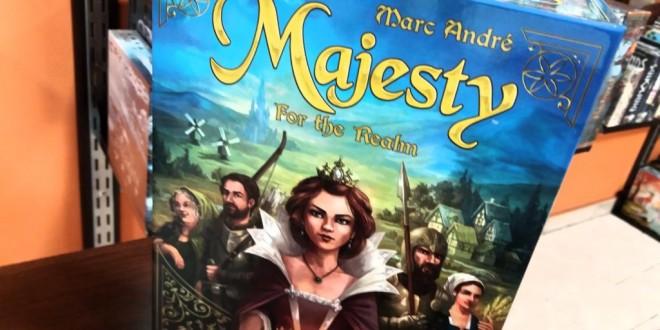 """Majesty: For the Realm – Второ ниво """"елегантна"""" игра"""