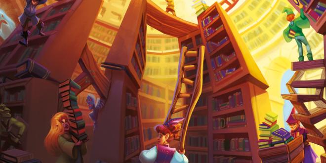 Ex Libris – играта, в която четете книги. Или поне корици.