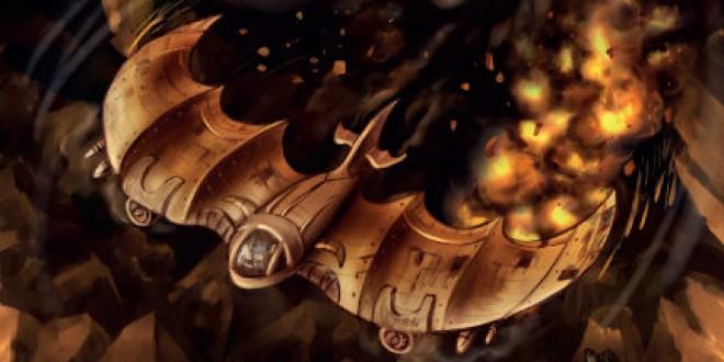 Cave Pilot 55 – Поредната аркадна симулация?