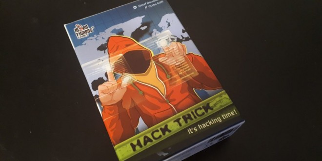 Hack Trick: It's Hacking Time – Aко ви звучи познато…