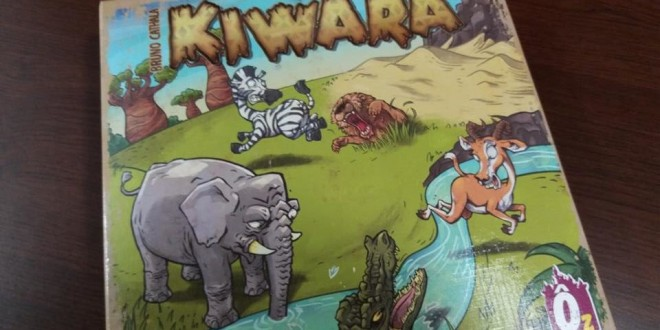 Kiwara – Играта на Катала, за която не сте чували