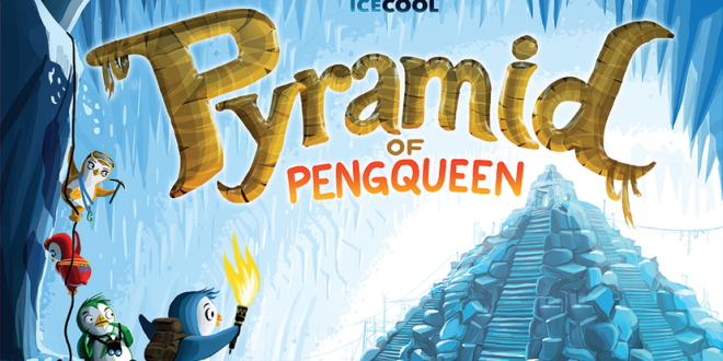 Pyramid of Pengqueen –  Specter Ops за деца