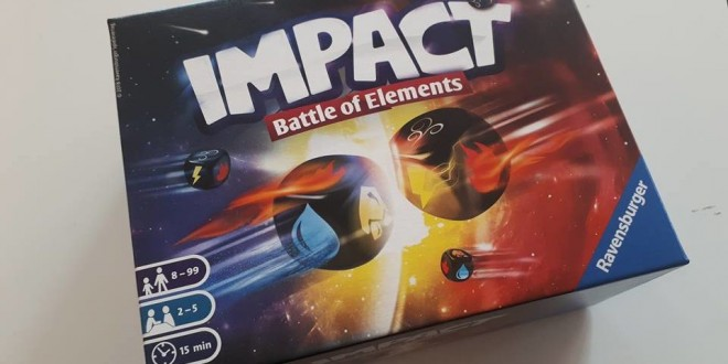 Impact: Battle of Elements – Метай!