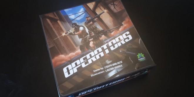 Operators – парти игра на годината