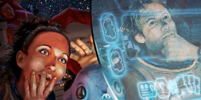 New Frontiers – Race for the Galaxy: The Board Game?