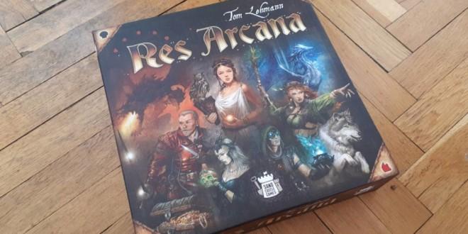 Res Arcana – Малко, ама много!