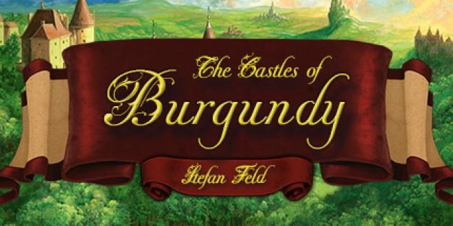 Дигитална версия: Castles of Burgundy