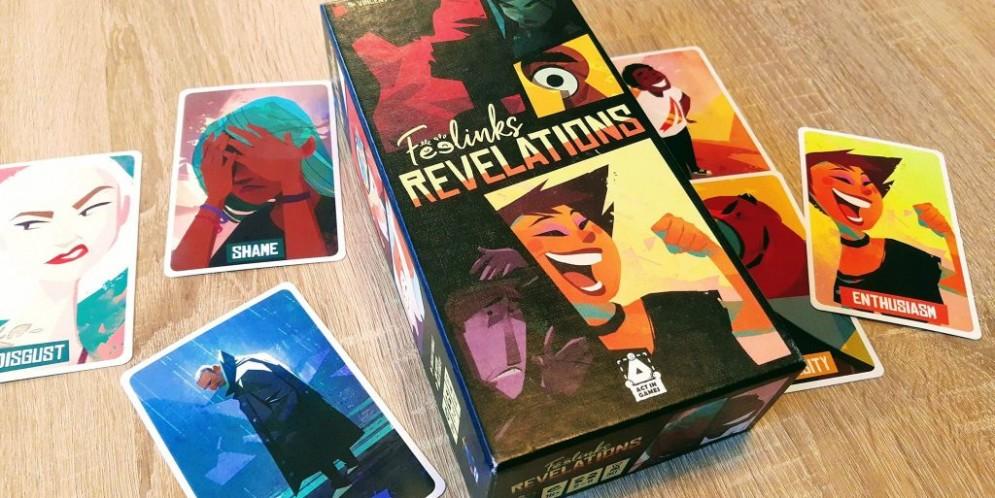 Feelinks: Revelations – Легнете на кушетката