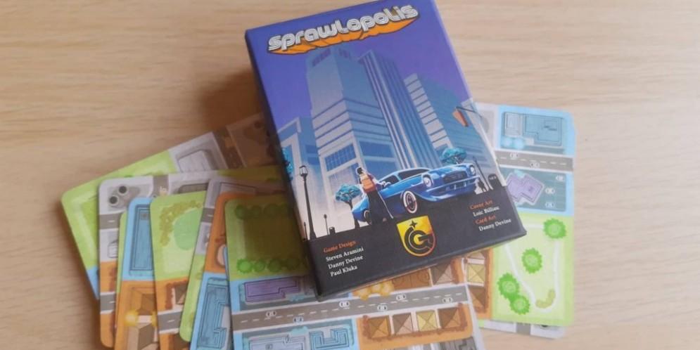 Sprawlopolis – идеалната соло игра