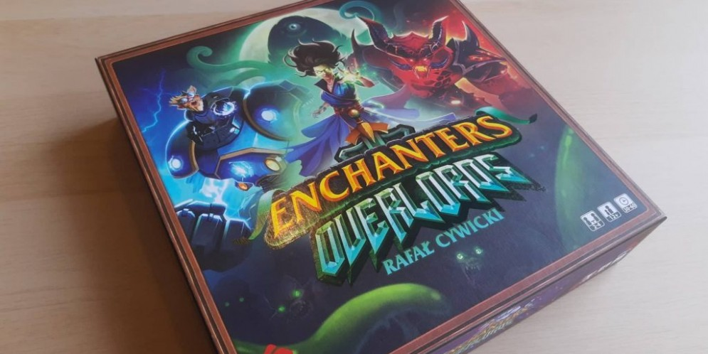Enchanters – Евро картова игра с безкрайна преиграваемост