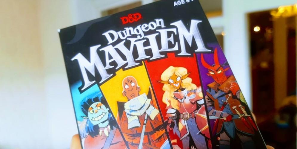 Dungeon Mayhem – поредната безсмислена игра или?
