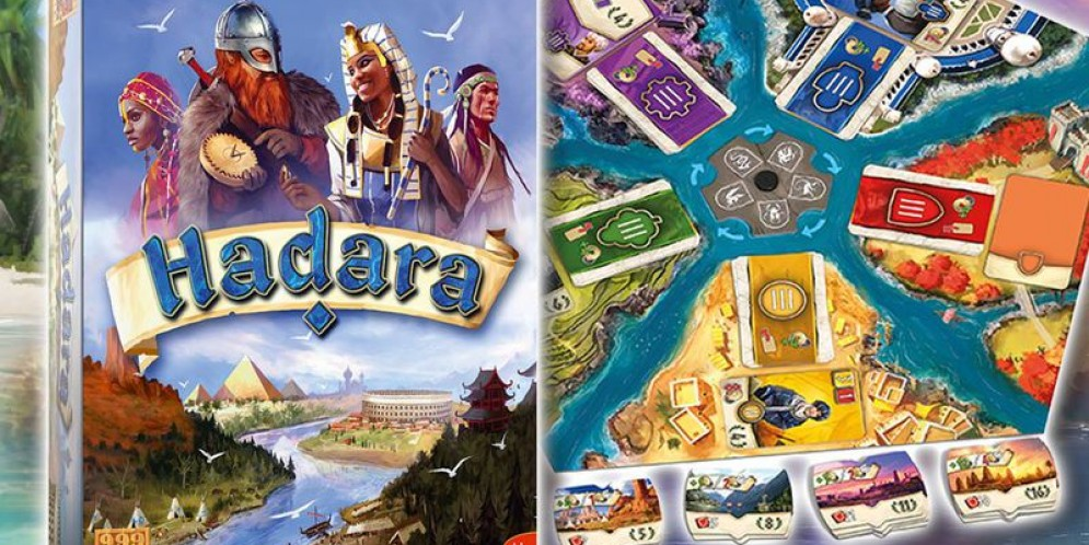 Hadara – За всеки рафт!
