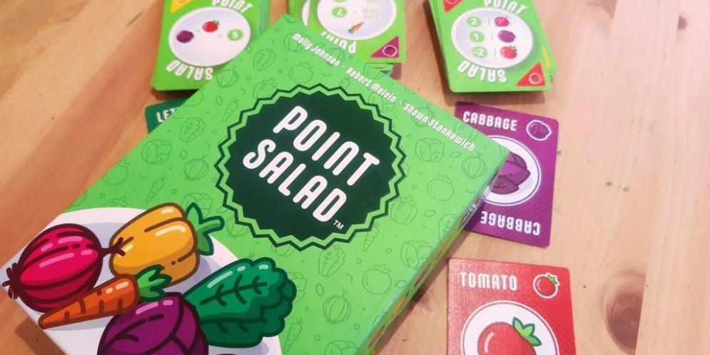Point Salad – айляшката игра