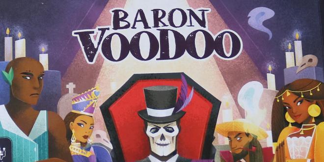 Baron Voodoo – Магия, зарчета и още нещо…