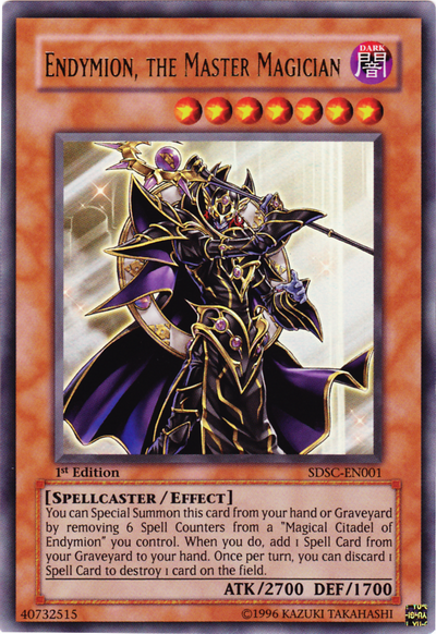 Endymion,theMasterMagician