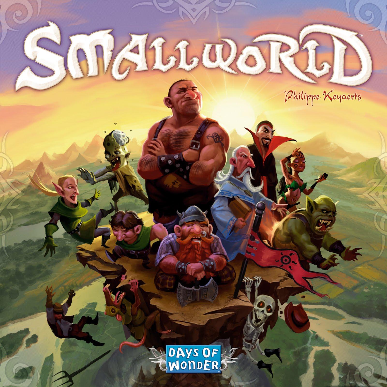 Smallworld – военната игра за начинаещи