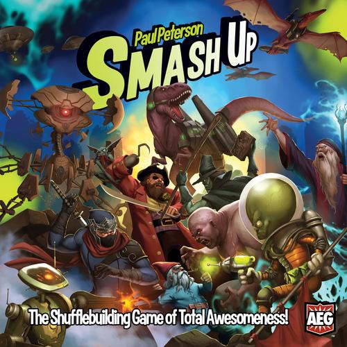 Smash Up – Можеш ли да овладееш хаоса?