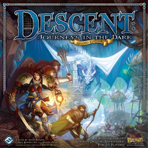 Descent: Journeys in The Dark Second Edition – Понякога не е лесно да бъдеш лош…