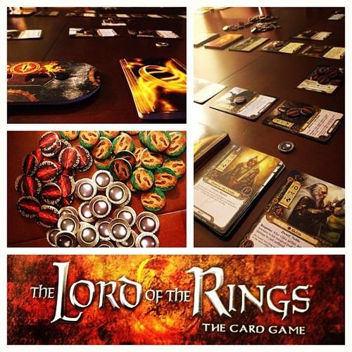 Lord of the Rings LCG: Сфери на влияние