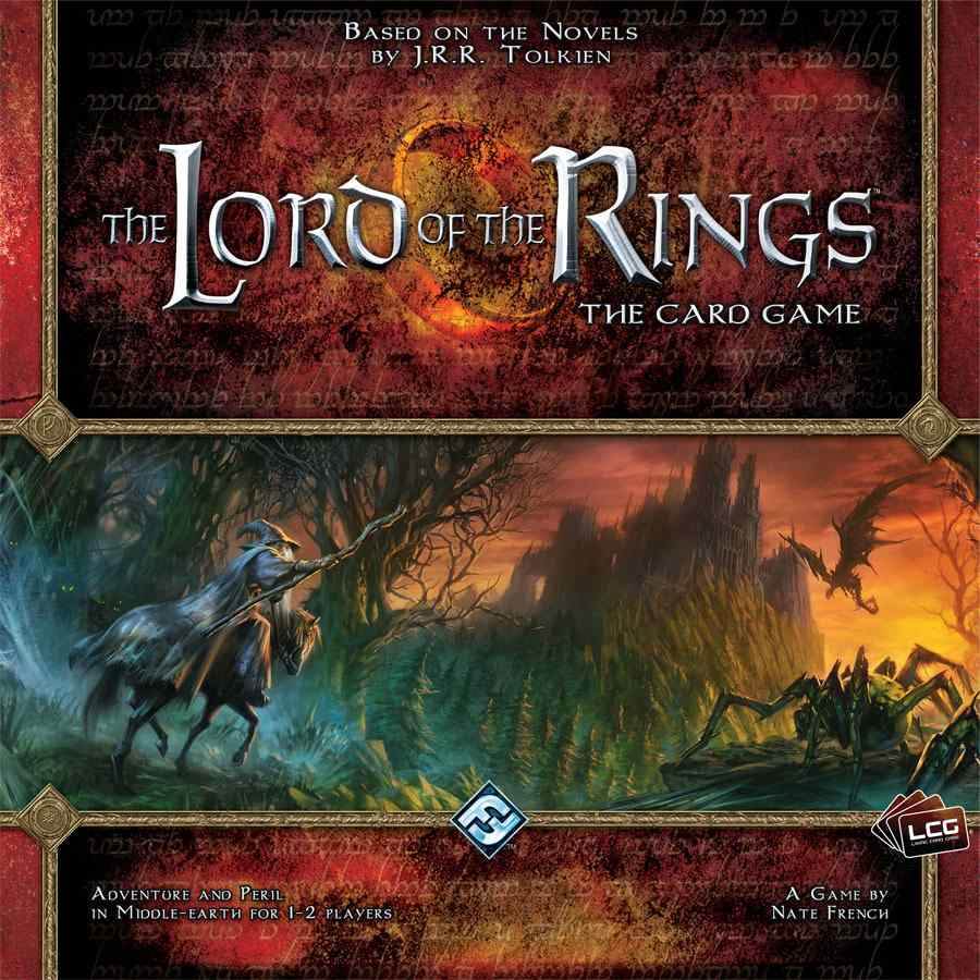Lord of the Rings LCG : Късмета и Соло vs Игра с други играчи