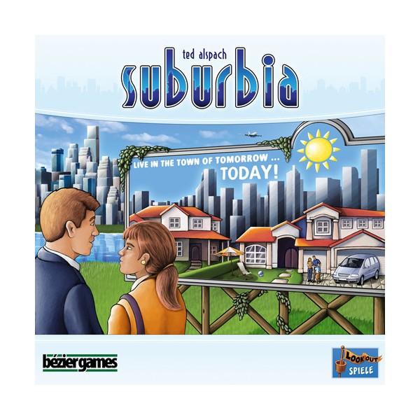 Suburbia – unboxing