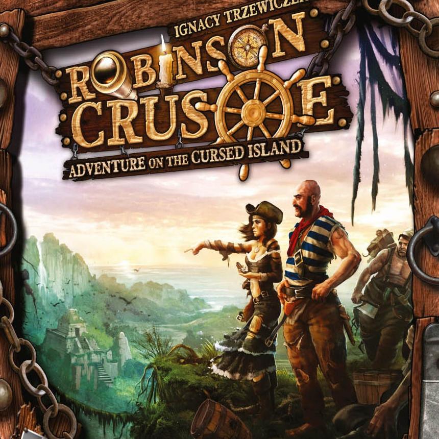 Robinson Crusoe Board Game – Умира ли ви се?