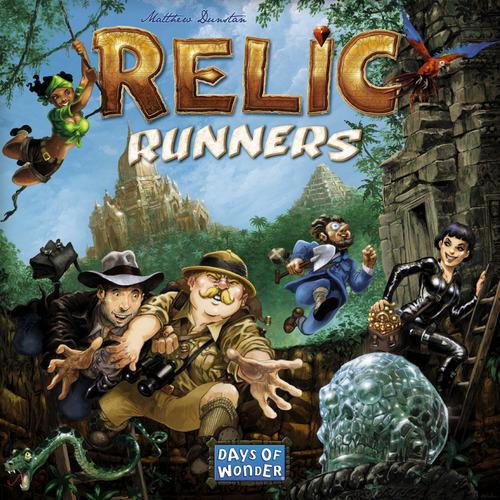 Relic Runners – Археолози на стероиди!