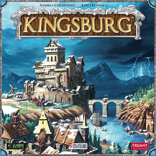 Kingsburg + задължителното разширение!