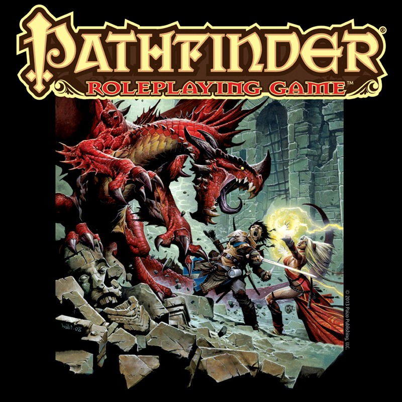 Pathfinder Beginner Box – интро в ролевите игри!