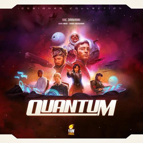 Quantum – Заровете на бъдещето!