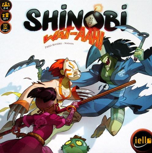 Shinobi Wat-AAH! – Не им е лесно на нинджите