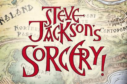 """Steve Jackson's """"Sorcery! Shamuntanti Hills"""" for mobile"""
