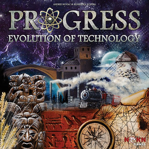 Progress: Evolution of Technology – правила, игра и мнение