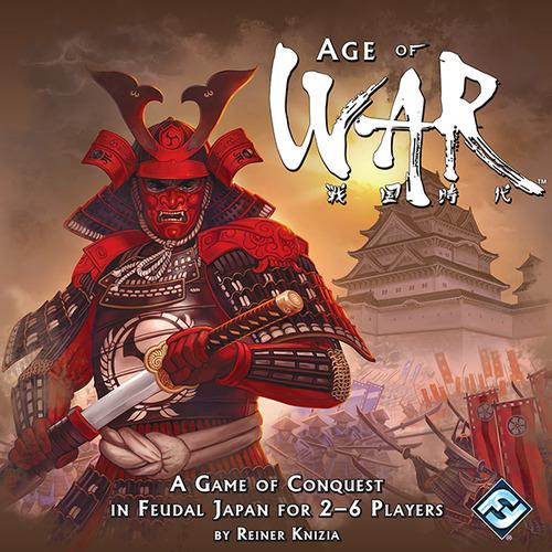 Настолна игра Age of War – Видео представяне