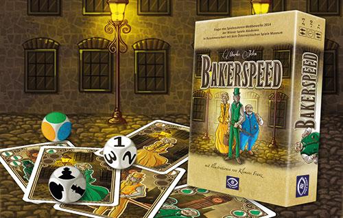 Bakerspeed – Видео представяне